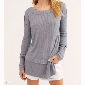 Free People Tops - Free People North Shore Thermal size L